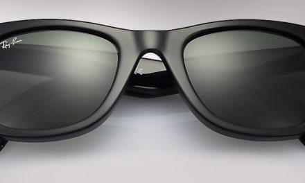 Ray-Ban Wayfarer: el diseño de lentes de sol que perdura