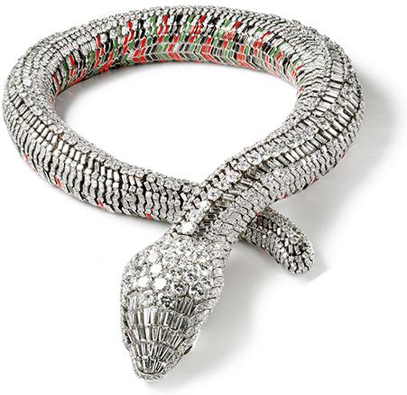 La tendencia de las serpientes en la moda ha vuelto con gran impulso