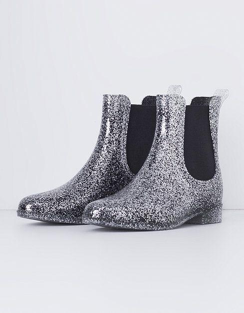 Llega la moda de las botas de agua penúltima