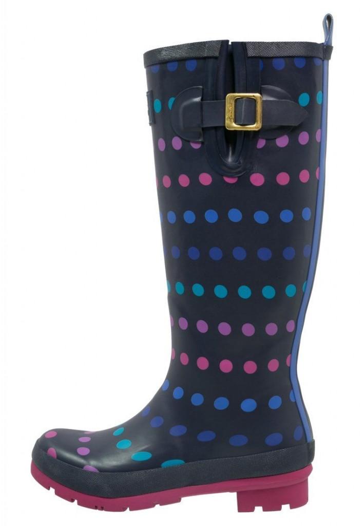Llega la moda de las botas de agua ultima