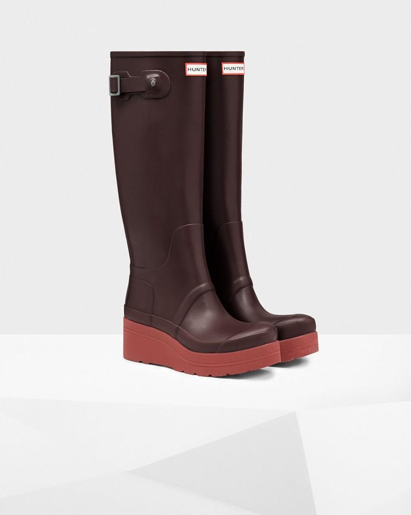 Llega la moda de las botas de agua2