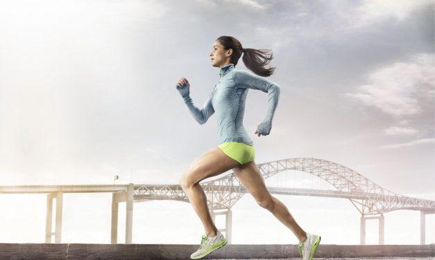 Ejercítate y muéstrate grandiosa con el look runner
