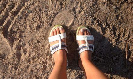 Las indispensables sandalias de playa