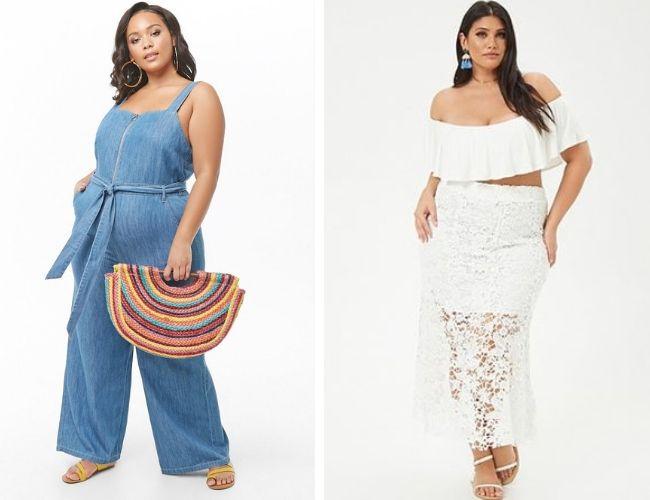 the latest f0296 f5224 La moda curvy: el mejor look para chicas plus size | Blog de ...