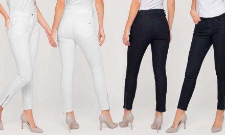 Descubre los nuevos jeans entubados de C&A