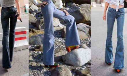 Bootcut o de campana: los pantalones más in esta temporada