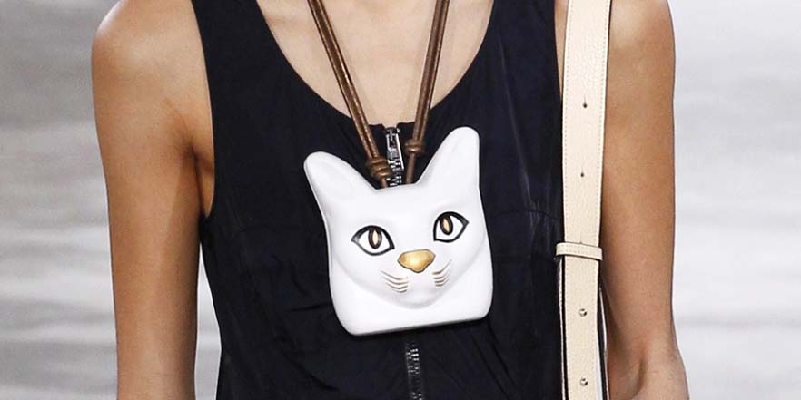 Añade a tu estilismo la moda felina