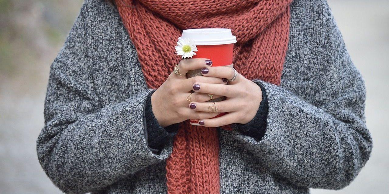 Aprende nuevas formas de usar bufanda esta temporada otoño-invierno