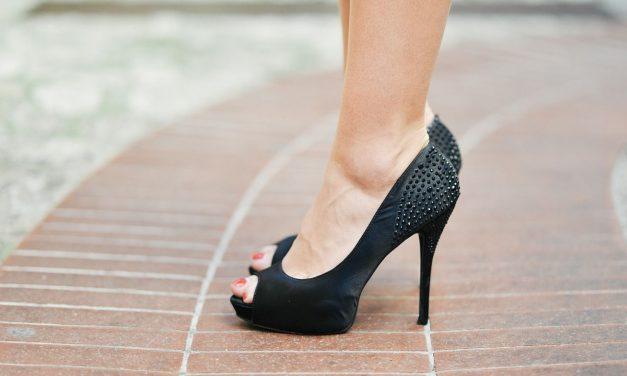 ¡Sorpréndete! Porque llevar zapatos de tacón también tiene sus ventajas