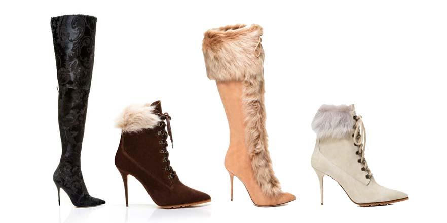 Savage: el nuevo calzado femenino de Rihanna
