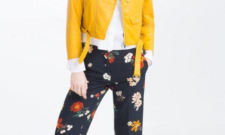La nueva tendencia viral de la temporada: la chaqueta amarilla de Zara