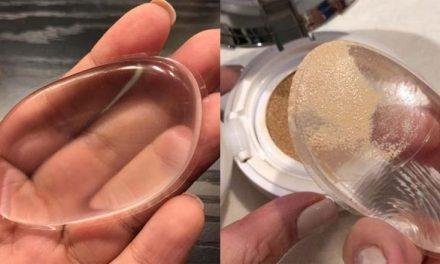 Conoce la nueva esponja de silicona para maquillarte