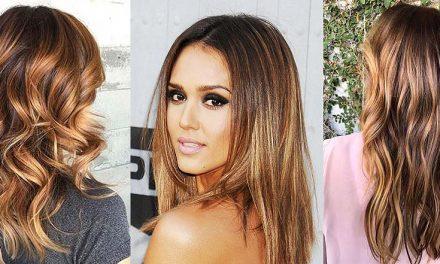 Llegan las mechas tiger eye, la más actual moda para tu cabello