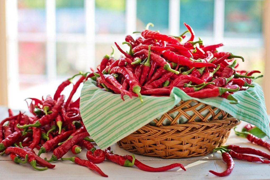 Beneficios que te traerá la pimienta cayena a tu dieta