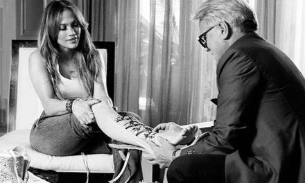 Ha llegado la nueva colección de calzado de Jennifer López