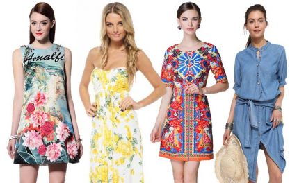 Llega la nueva inspiración de moda para el verano