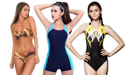 Estas son las últimas tendencias de moda en trajes de baño verano 2016
