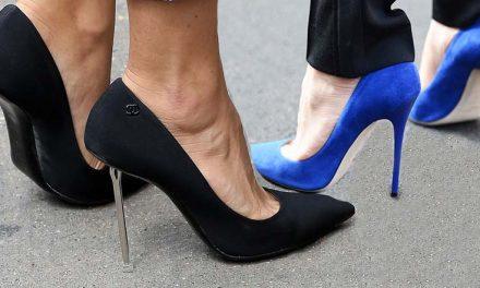 Estos son los zapatos del otoño: una temporada para lucir tus pies