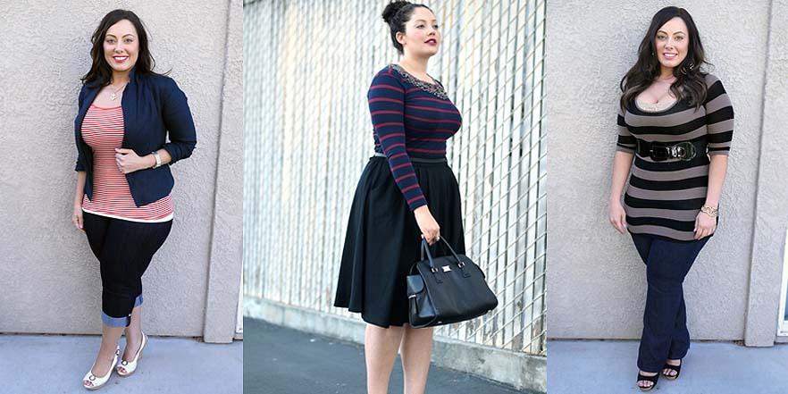 Los mejores tips de moda para chicas con busto grande