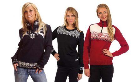 La nueva tendencia de los suéteres noruegos que llegará este invierno