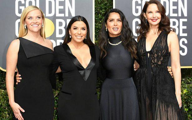 Time's Up: los Golden Globes se vistieron de negro
