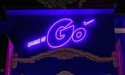 No te pierdas la experiencia del concepto House of Go de Nike