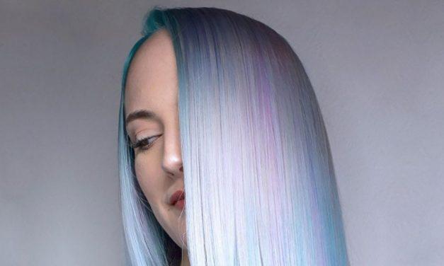 Opal hair: regresan los tonos pastel para tu cabello