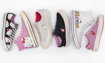 Conoce la edición especial de Converse Hello Kitty que ha llegado a México