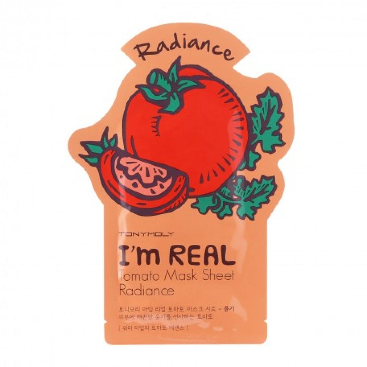 mascarilla de tomate tony y moly