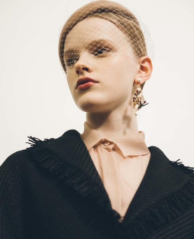 joyería Dior otoño invierno