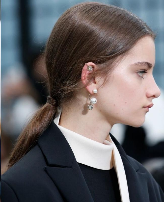 perlas tendencias de joyería