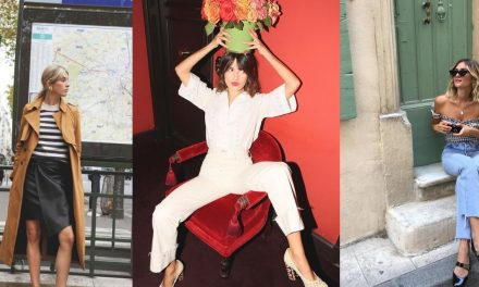 7 claves para conseguir el look parisino perfecto