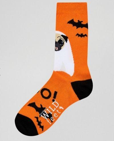 calcetines de pug