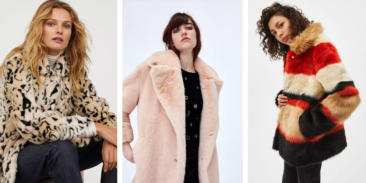 Los abrigos de pelo que necesitas para este invierno