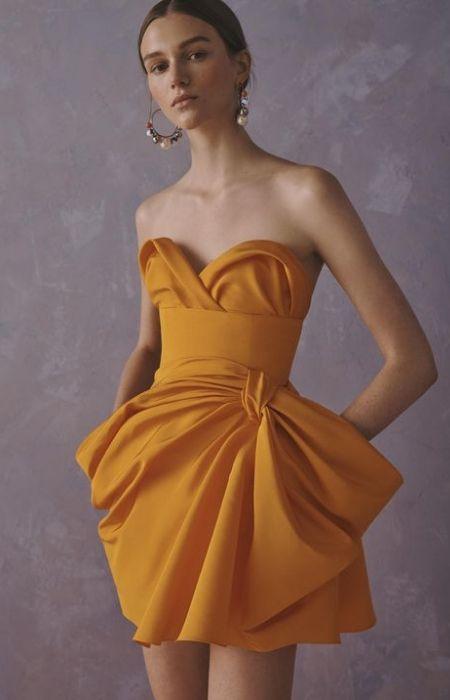 Carolina Herrera Colección Resort 2020 vestido